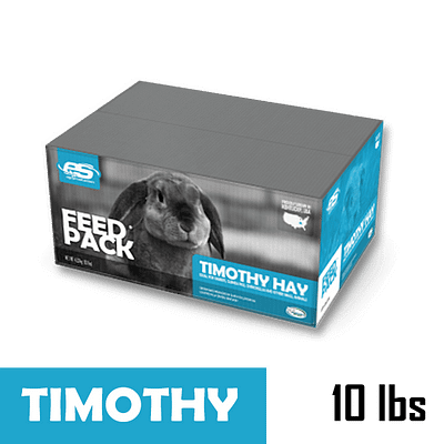 FeedPack™ Timothy - 10 lb Box