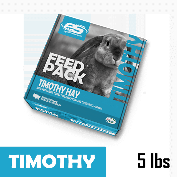 FeedPack™ Timothy - 5 lb Box