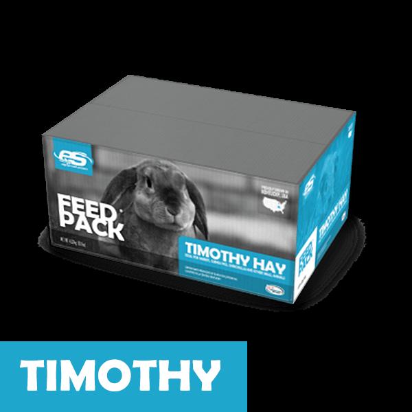 FeedPack™ Timothy - 10 lb Box