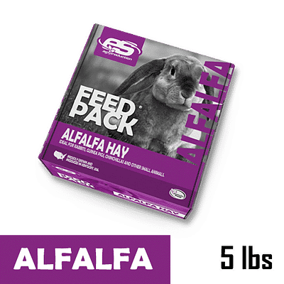 FeedPack™ Alfalfa - 5 lb Box